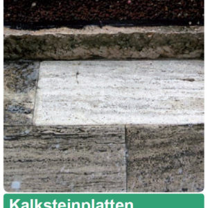 Kalksteinplatten