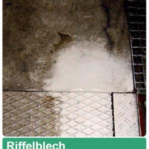 Riffelblech