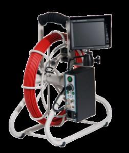 CTU - Schiebekamera 27mm und Glasfaserkabel 30m