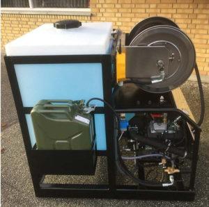 Flexjet kanaltechnik abwassertechnik syskan